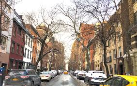 gramercy park streets ephemeral new york