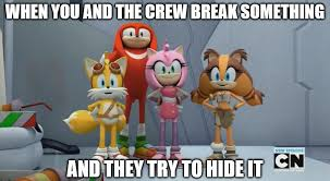 Sonic Boom Meme - sonic boom meme 4 by rushingtsunami2004 on deviantart