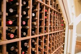 convert a closet into a custom wine cellar rackspace alamo ca