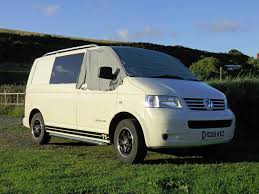 Vw T5 Awnings Vw T5 Camper Day Van With Awning And Extras In Helston