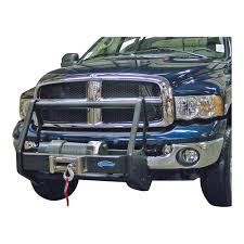 Dodge Ram Models - ramsey grille guard winch mounting kit for 2003 2006 2500 3500