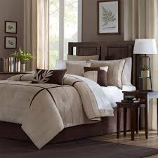 brown and cream bedroom ideas in modern