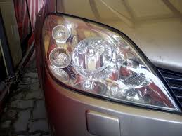 nissan almera tail light nissan almera headlight restoration hun youtube