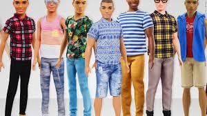 mattel ken dolls diverse makeover jun 20 2017