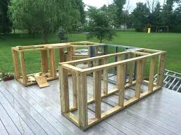 how to build a outdoor kitchen island diy outdoor kitchen best outdoor kitchen ideas on grill station in