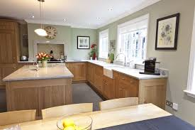 kitchen paint colors that go with light oak cabinets the 16 best paint colours to go with oak or wood trim