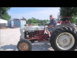ford 600 tractor for sale sold at auction june 25 2014 youtube