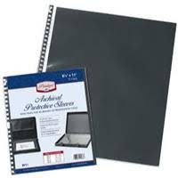 Archival Photo Pages Portfolio U0026 Binder Refill Pages Buy At Adorama