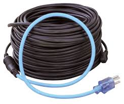 Wrap On Roof And Gutter Cable by Prime Wire U0026 Cable Rhc500w100 Roof Heating Cable Amazon Com