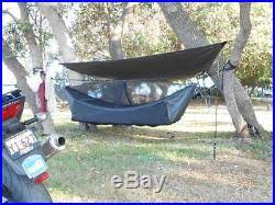maverick gear complete hammock swag mosquito net camping bed with