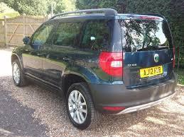 4x4 station wagon used 2012 skoda yeti 2 0 tdi cr dpf elegance station wagon dsg 4x4