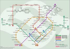 Botanic Garden Mrt How To Read Mrt Singapore Map I Am The Flashpacker