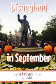 disneyland in september the happiest blog on earth