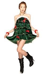 christmas tree costume green halter christmas tree costume xt10935