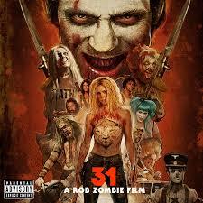 rob zombie unleashes u002731 a rob zombie film original motion