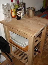 ikea bekvam kitchen trolley 60 x 50x 85 cm solid wood unt u2026 flickr