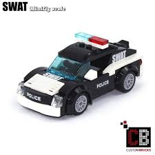 lego sports car custombricks de custom modell moc city swat special order