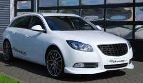 steinmetz opel insignia sports tourer car tuning