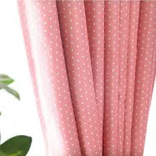 yellow with pink polka dots polka dot curtains pink black white red blue green yellow