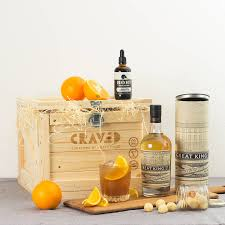 old fashioned cocktail old fashioned cocktail kit by craved notonthehighstreet com