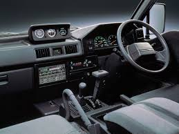 mitsubishi interior mitsubishi delica review and photos