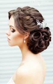 coiffeur mariage coiffure mariage chignon boucle les tendances mode du automne