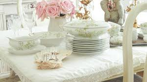 Shabby Chic Tablecloth by What Is Shabby Chic Style White Lace Cottage