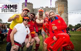 bestival 2017 the best fancy dress we saw at this year u0027s festival