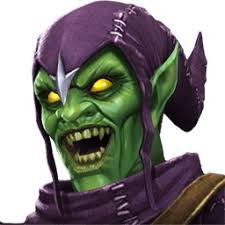 image green goblin portrait png marvel contest of champions