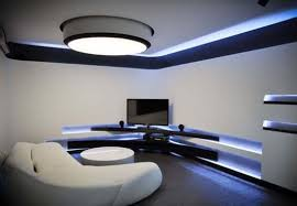 futuristic homes interior black and white futuristic interior design of apartment 2