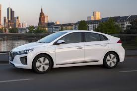 hydrogen fuel cell cars creep new hyundai ioniq plug in to join electrified range priced from
