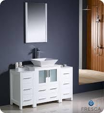 Modern White Bathroom Vanity by Modern White Bathroom Vanities