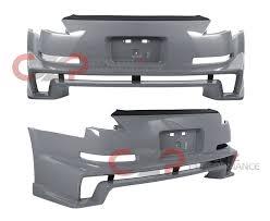 nissan 350z nismo v3 front bumper nissan infiniti nissan oem genuine nismo v3 rear bumper fascia