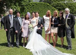 famille bureau entourés de leur famille le comte charles alexandre de faber