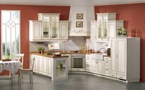 what color to paint walls with white kitchen cabinets