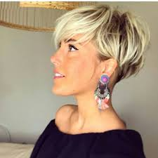 what is your favorite type of earrings to wear with your pixie cut