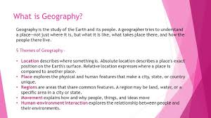 Example Of Introdu World History Introduction List One Example Of Human And