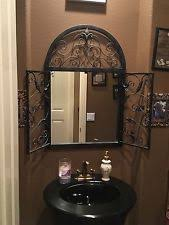 Uttermost Bathroom Lighting Bronze Bathroom Mirror Ebay