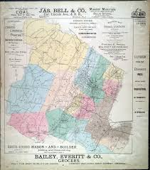 Bailey Colorado Map by Historical Essex County New Jersey Maps