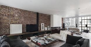livingroom wall ideas 29 eposed brick wall ideas for living rooms decor lovedecor
