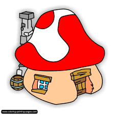 6 marvellous smurf coloring pages ngbasic com