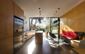 House Design From Inside Design Detail The Kitchen In This Home Flows From The Inside To