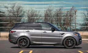 land rover sport 2017 2017 land rover range rover sport supercharged svr in depth