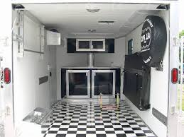 v nose enclosed trailer cabinets enclosed trailer cabinets accessories f62 about remodel great home