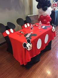 Red Baby Shower Themes For Boys - best 25 mickey mouse baby shower ideas on pinterest mickey