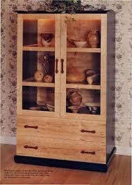 Free Wood Cabinets Plans by Curio Cabinet Wonderful Curio Cabinet Plans Free Images Ideas