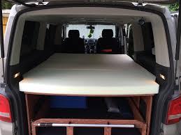 volkswagen california t6 vw t5 t6 multivan california beach travel sleep box