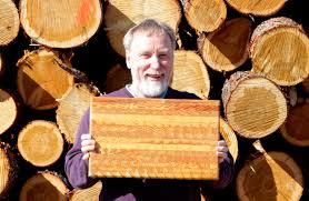 larch wood canada heirloom cutting boards chef blocks