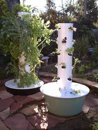 Vertical Aeroponic Garden Tower Garden 20 Plant Aeroponic System Amazon Co Uk Kitchen U0026 Home
