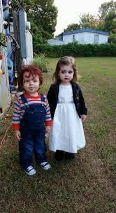 Toddler Chucky Halloween Costume Baby Toddler Kids Chucky Overalls Dungerees Halloween Costume